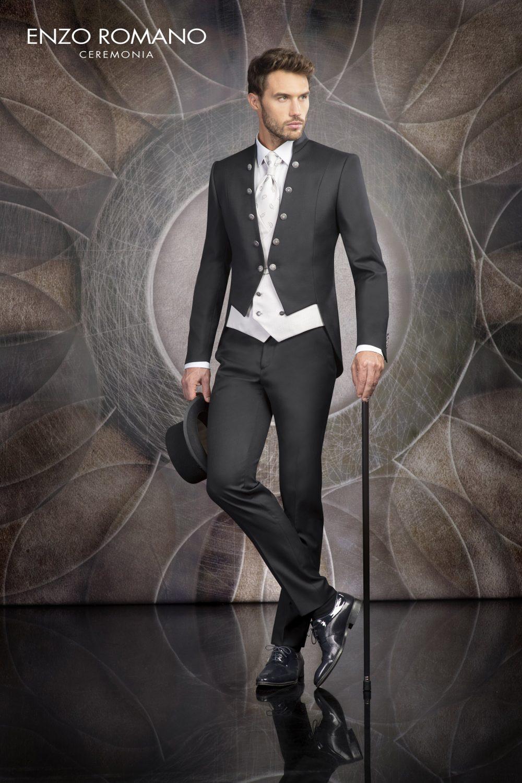 Abito vestito da sposo Enzo Romano 2021 a Vicenza 5313