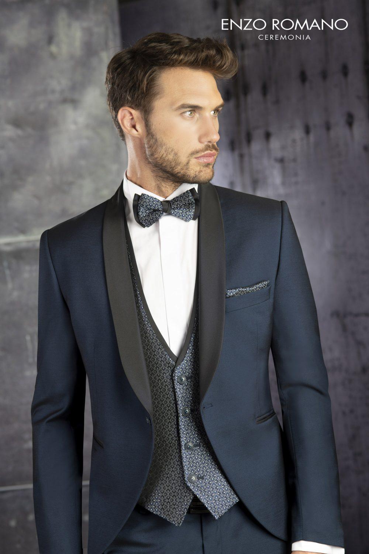 Abito vestito da sposo Enzo Romano 2021 a Vicenza 6274