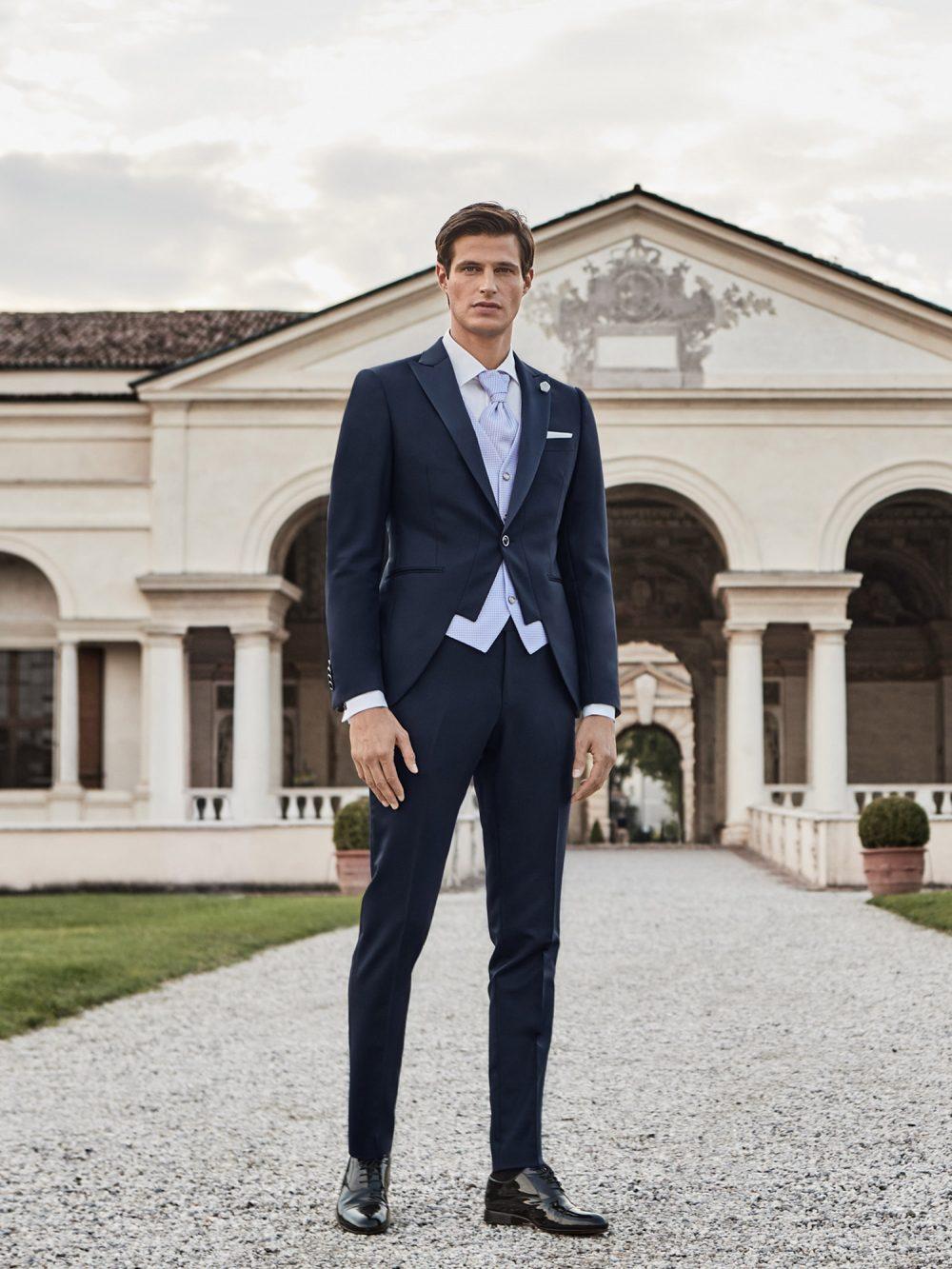 Abito vestito da sposo Lubiam 2021 a Vicenza 25