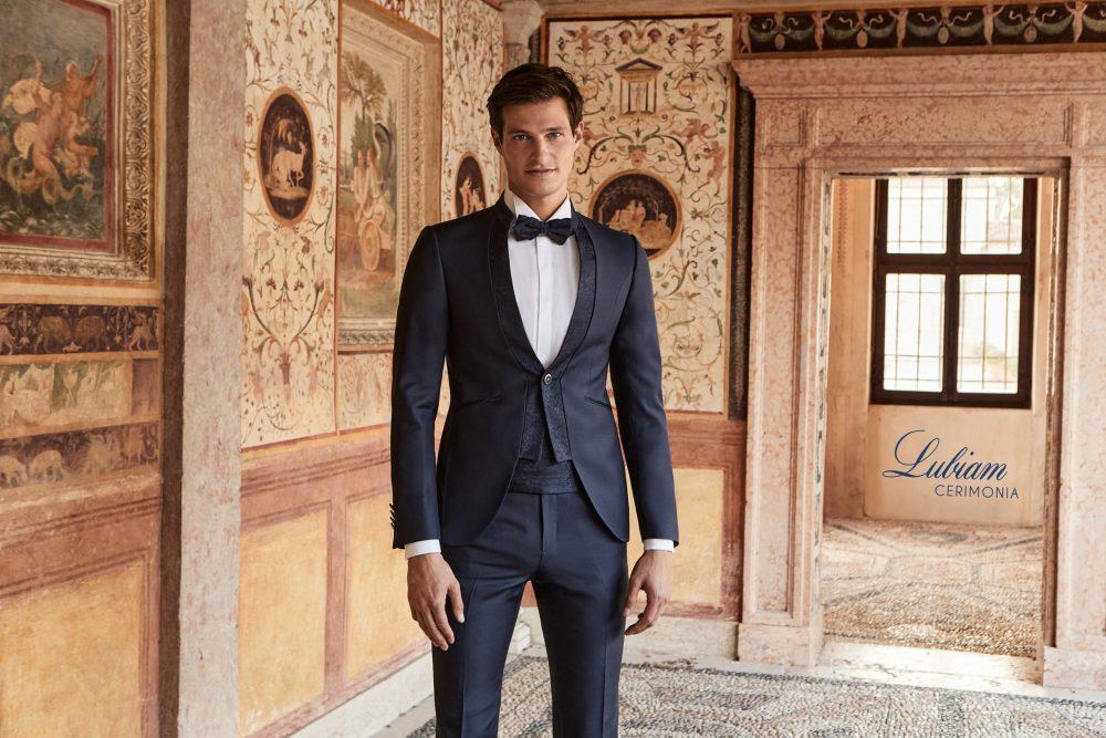 Abito vestito da sposo Lubiam 2021 a Vicenza 27