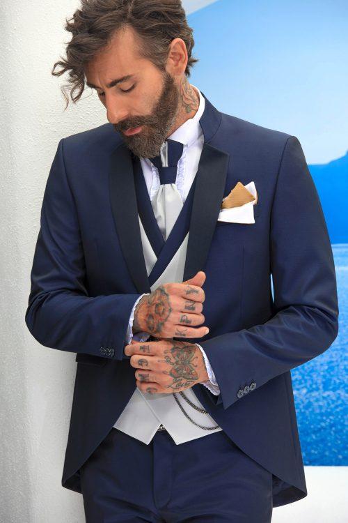 Abito vestito da sposo Petrelli 2021 a Vicenza C10003D