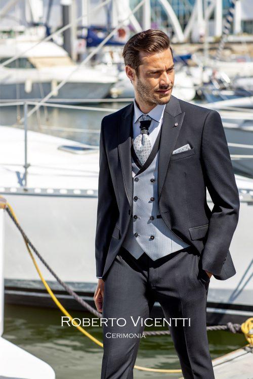 Abito vestito da sposo Roberto Vicentti 2021 a Vicenza ETERNAL_25-21-300