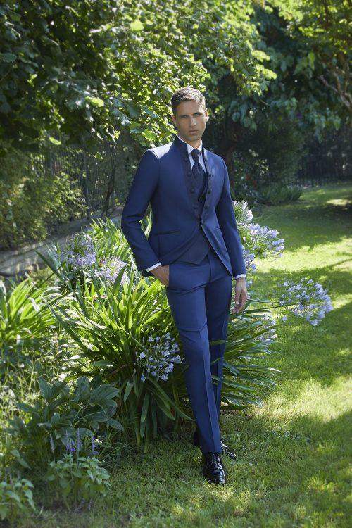 Abito vestito da sposo Thomas Pina 2021 a Vicenza 2110320