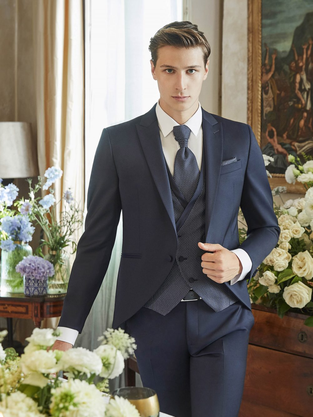 Abito vestito da sposo Thomas Pina 2021 a Vicenza 2121300