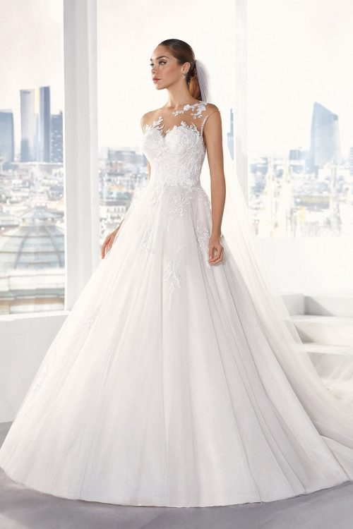 Mariages: abito da sposa Jolies 2021 a Vicenza, Verona, Padova, Veneto JO12113