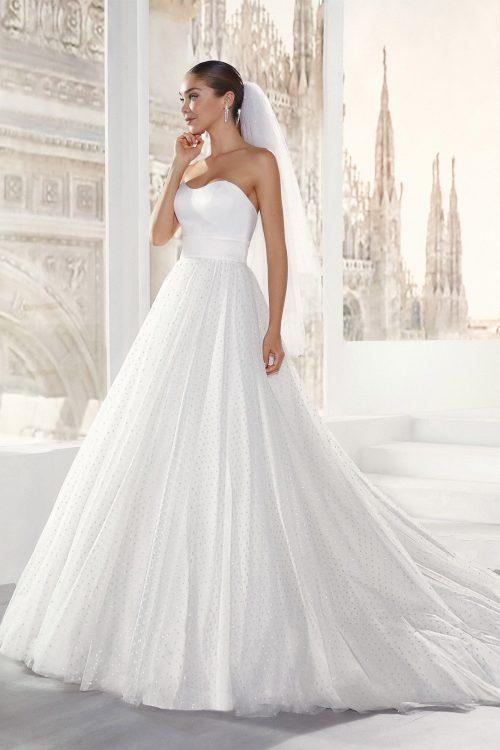 Mariages: abito da sposa Jolies 2021 a Vicenza, Verona, Padova, Veneto JO12118