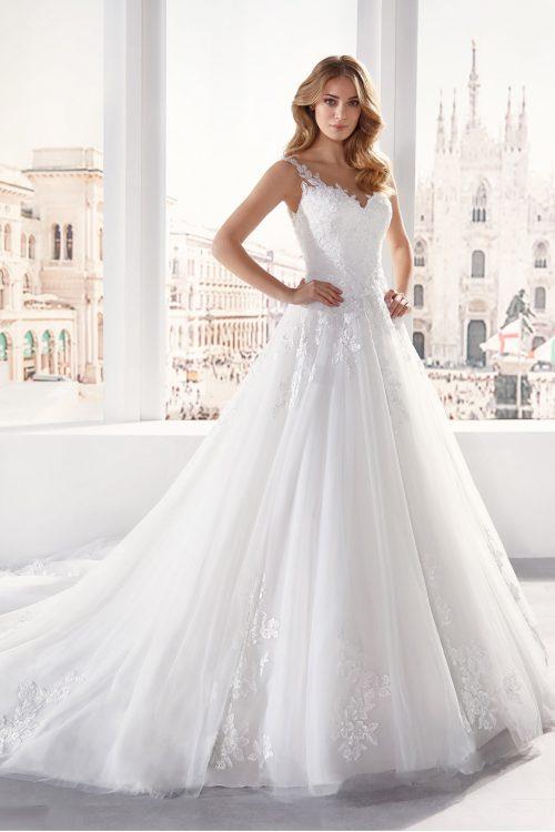Mariages: abito da sposa Jolies 2021 a Vicenza, Verona, Padova, Veneto JO12132