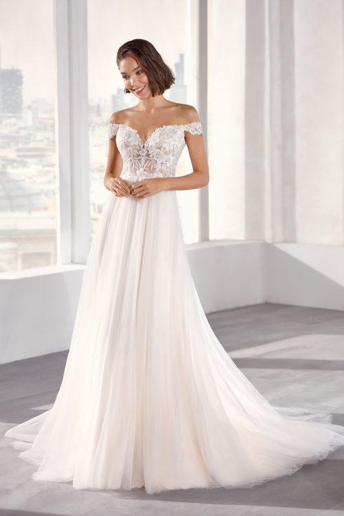 Mariages: abito da sposa Jolies 2021 a Vicenza, Verona, Padova, Veneto JO12156