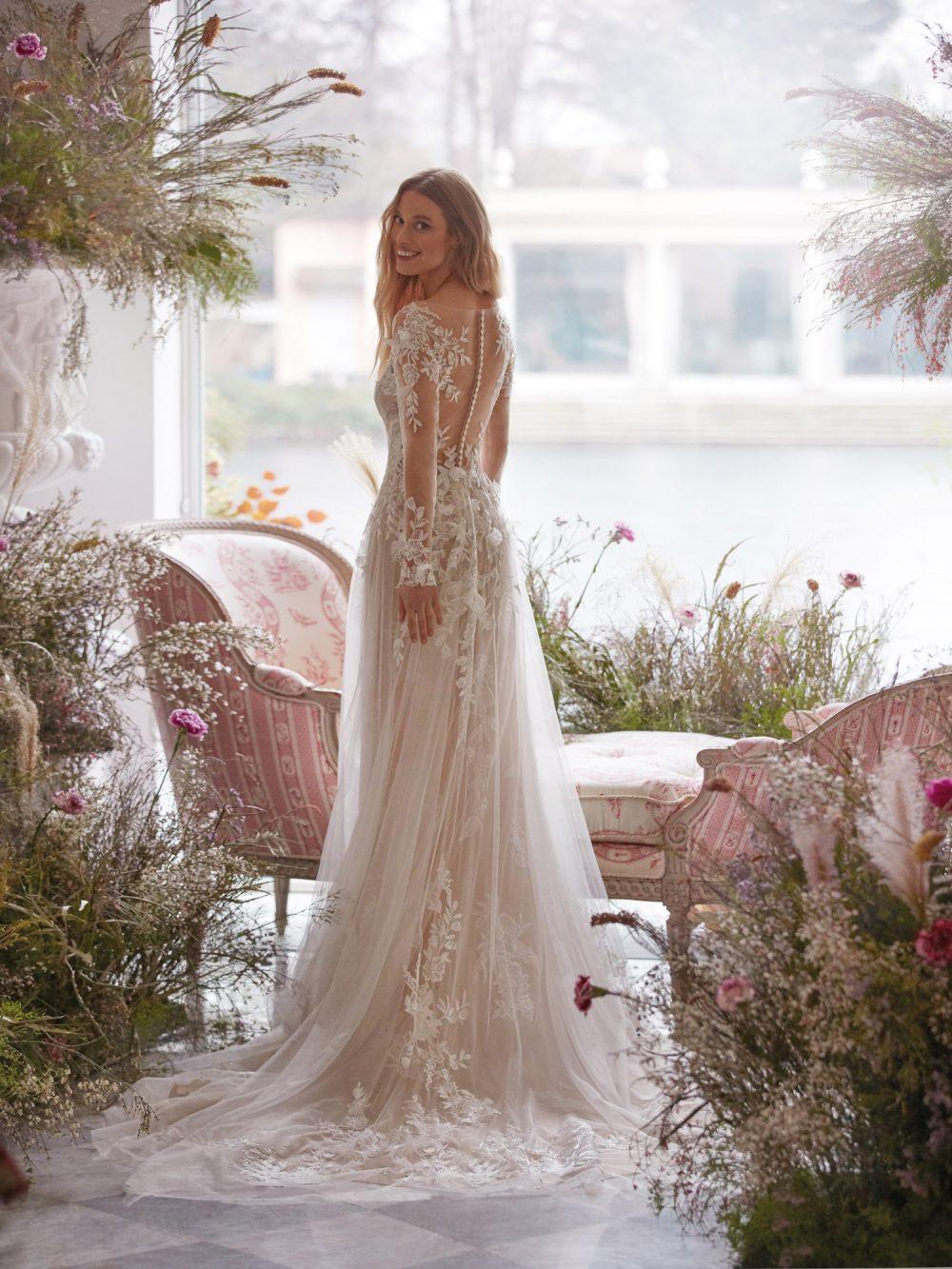 Colet 2022 abito vestito sposa vicenza AZALEA