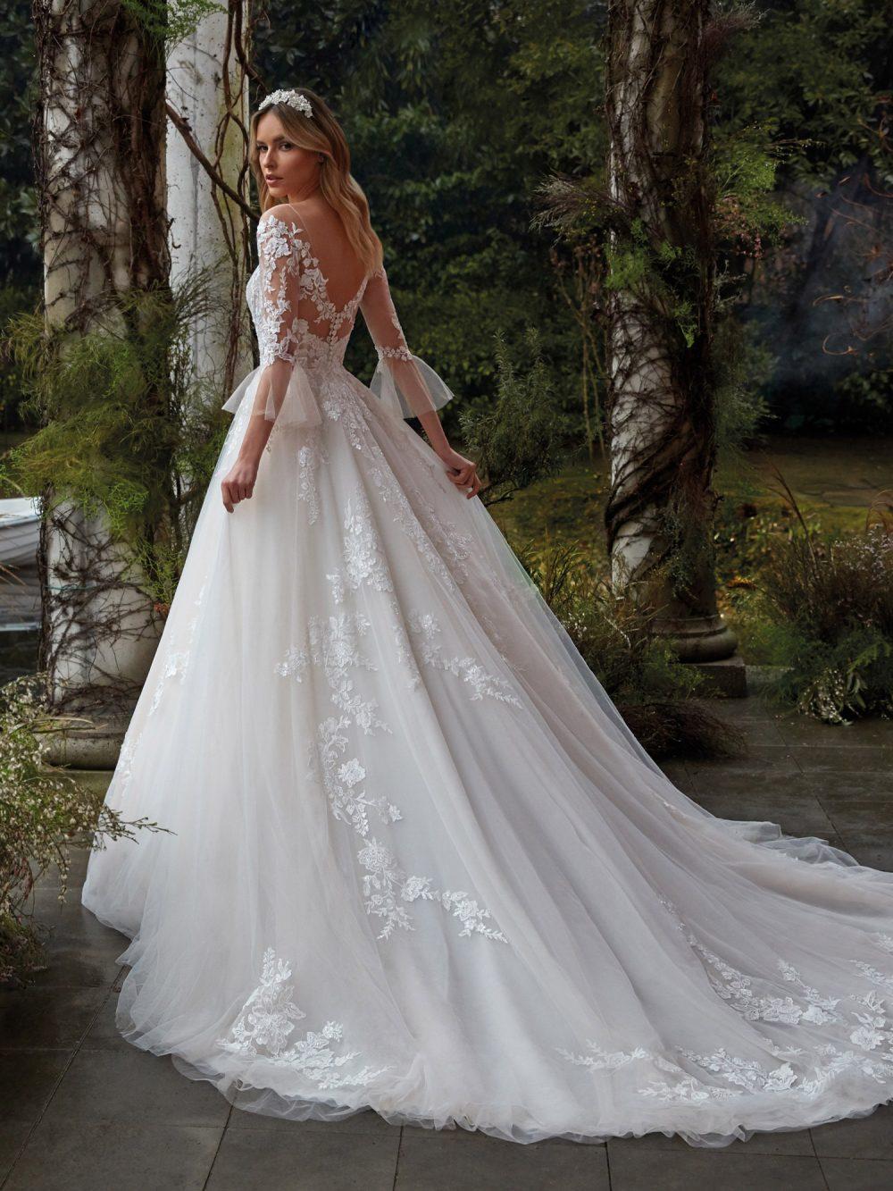 Colet 2022 abito vestito sposa vicenza BUCANEVE