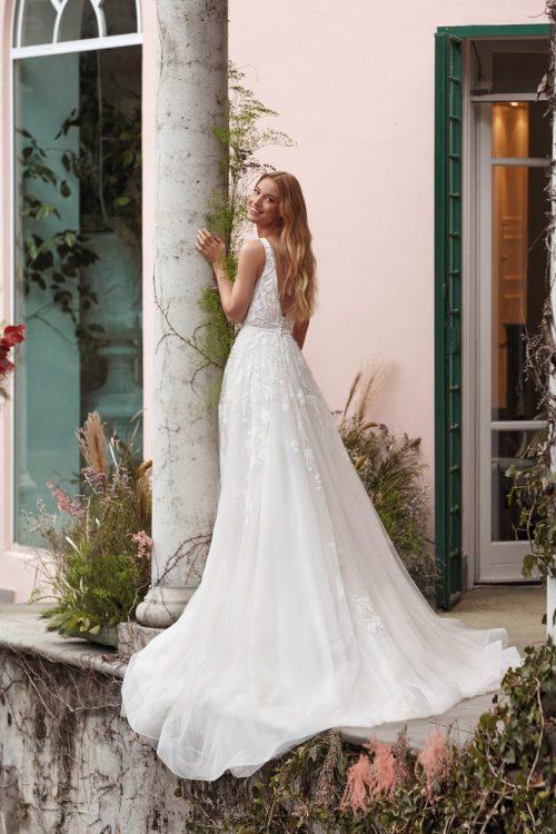 Colet 2022 abito vestito sposa vicenza GAZANIA