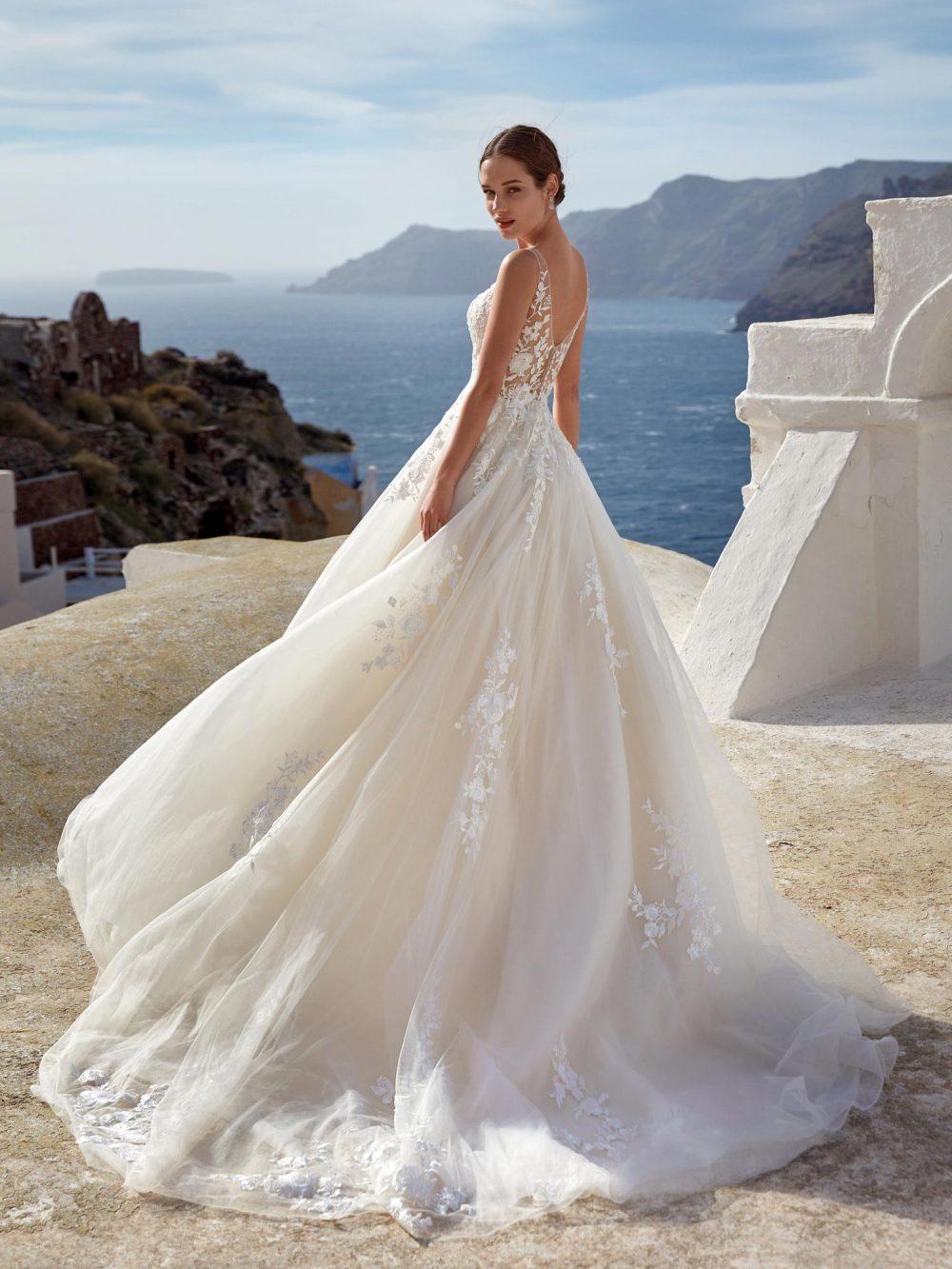 Jolies 2022 abito vestito sposa Vicenza AZORES