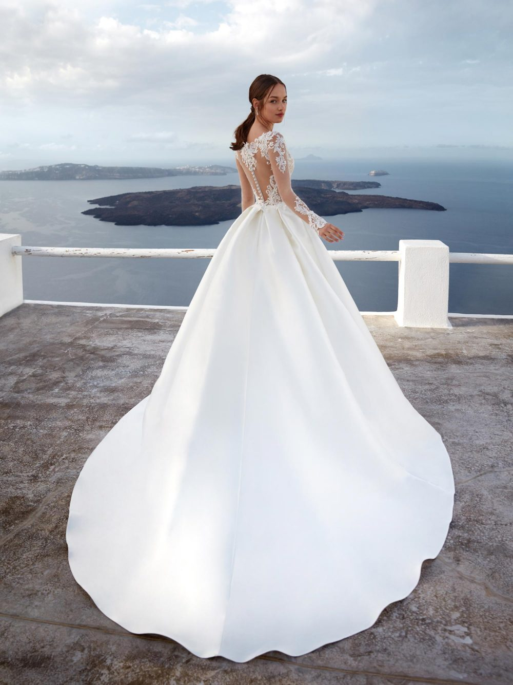 Jolies 2022 abito vestito sposa Vicenza CRETA