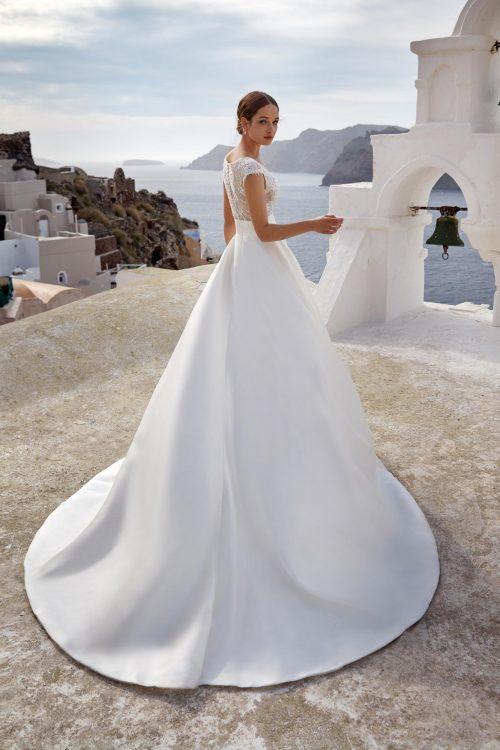 Jolies 2022 abito vestito sposa Vicenza FAVIGNANA