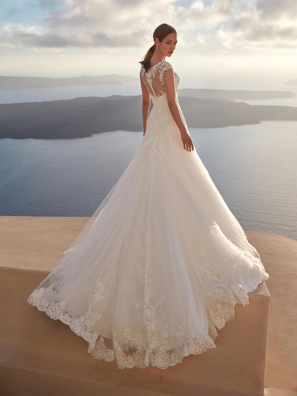 Jolies 2022 abito vestito sposa Vicenza GILI
