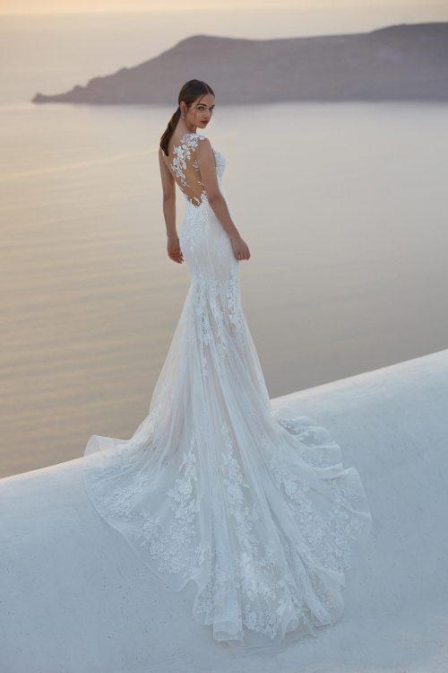 Jolies 2022 abito vestito sposa Vicenza INES
