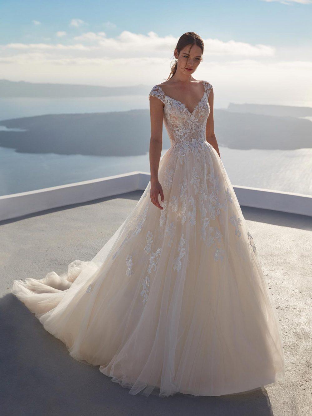 Jolies 2022 abito vestito sposa Vicenza JOINVILLE