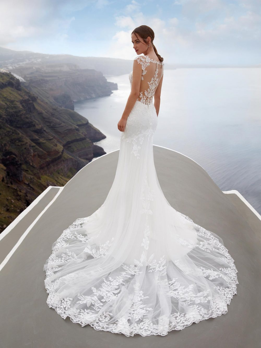 Jolies 2022 abito vestito sposa Vicenza MAIORCA