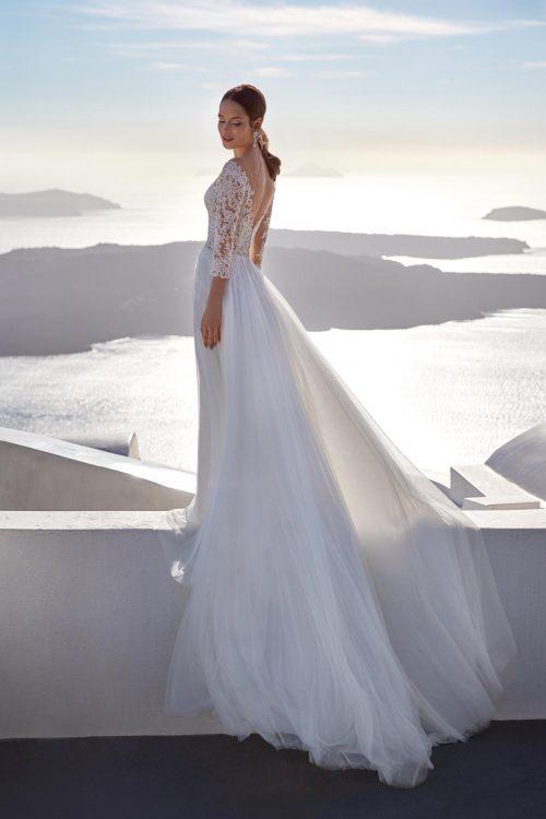 Jolies 2022 abito vestito sposa Vicenza OBIRA