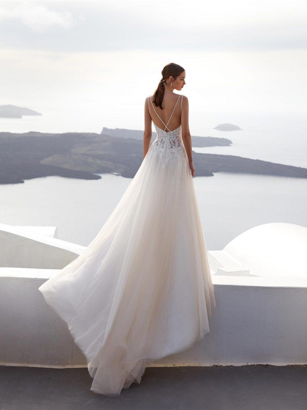Jolies 2022 abito vestito sposa Vicenza ORTIGIA