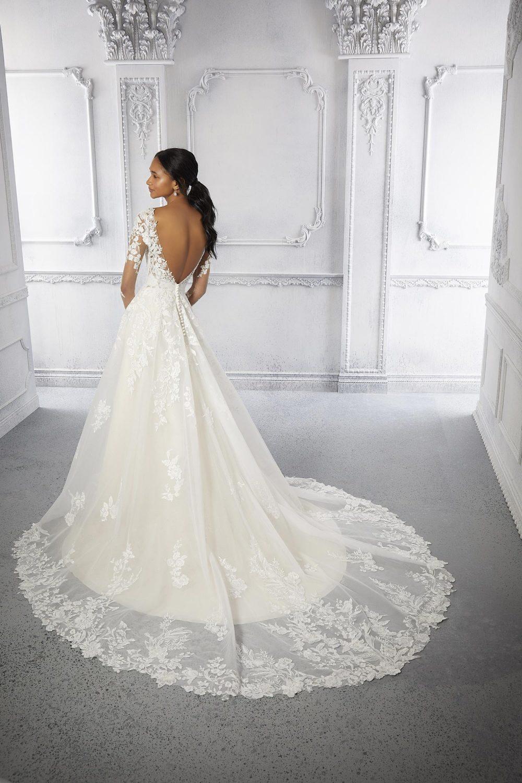Morilee 2022 abito vestito sposa Vicenza 2372