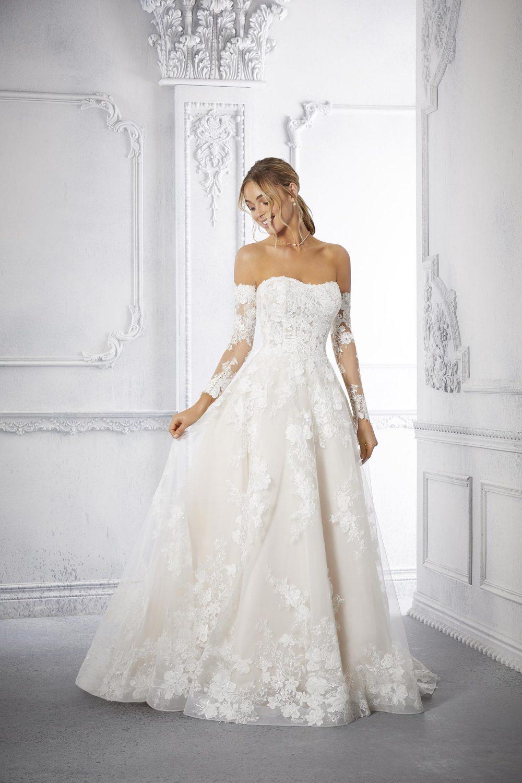Morilee 2022 abito vestito sposa Vicenza 2388
