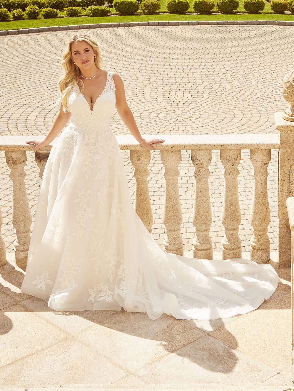 Morilee 2022 abito vestito sposa Vicenza 3327