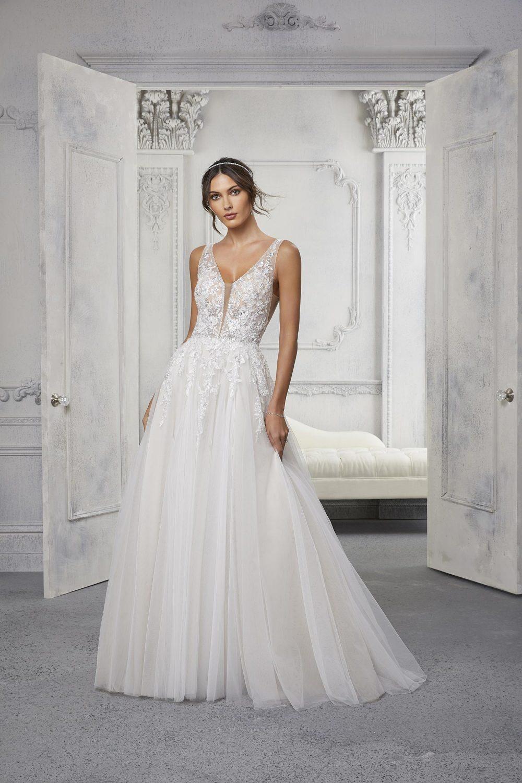 Morilee 2022 abito vestito sposa Vicenza 5927