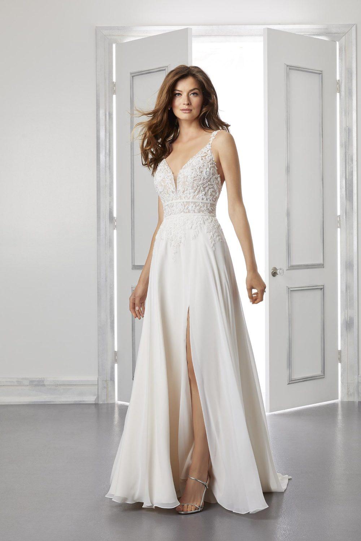 Morilee 2022 abito vestito sposa Vicenza 6942