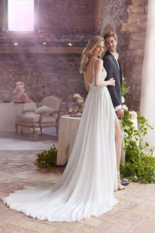 Poème 2022 abito vestito sposa Vicenza ISHK