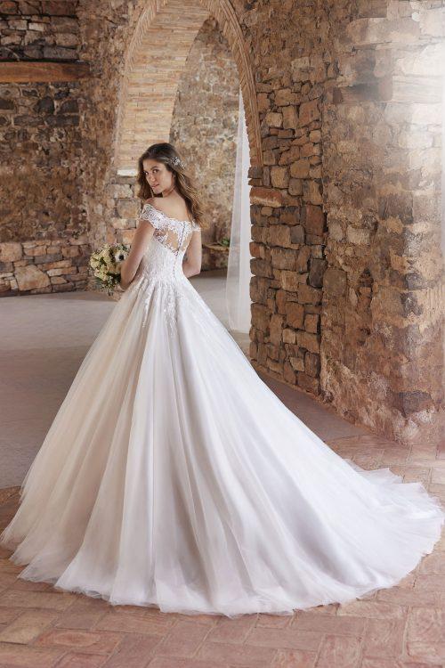 Poème 2022 abito vestito sposa Vicenza LERATO