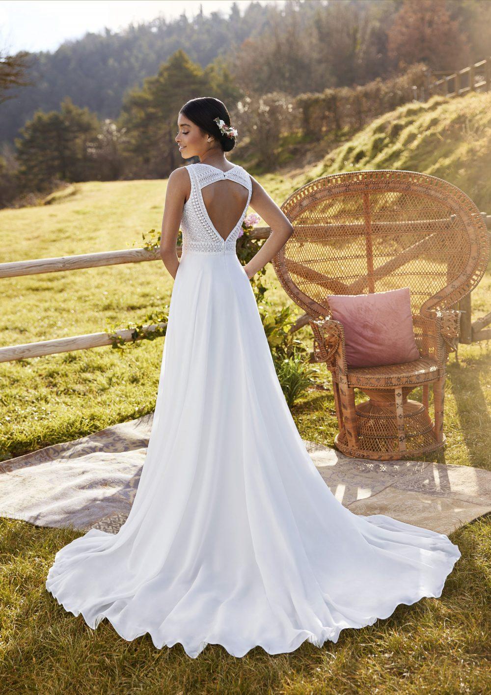 Poème 2022 abito vestito sposa Vicenza YEU