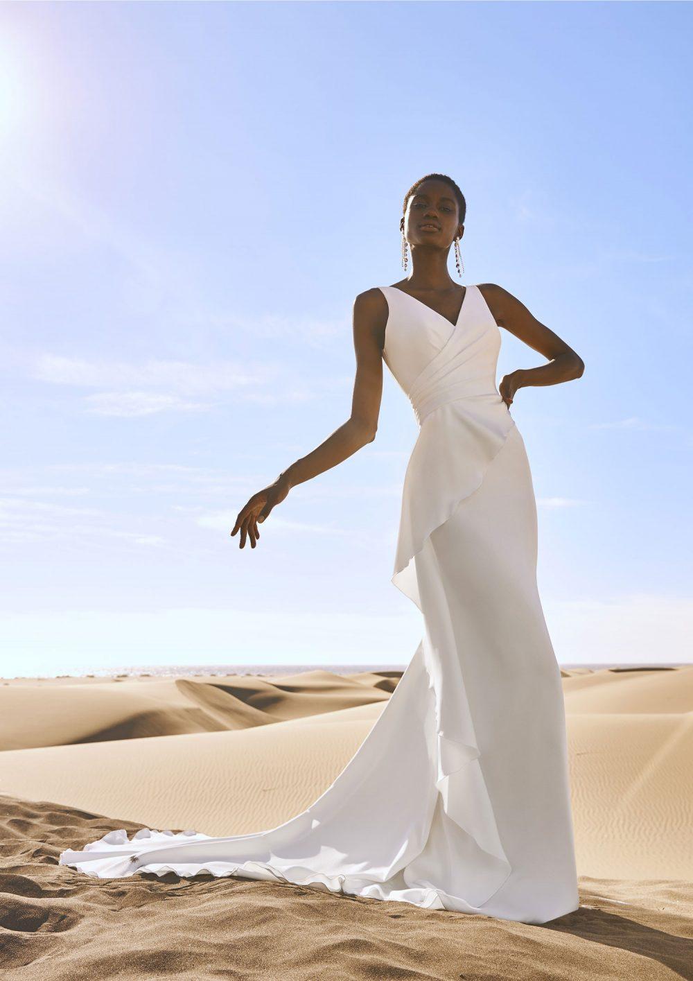 Pronovias 2022 abito vestito sposa Vicenza BRYCE