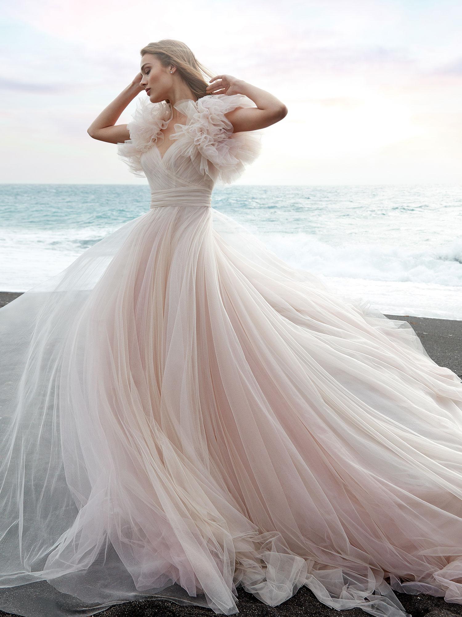 Nicole 2022 abito vestito sposa Vicenza ANGHEL