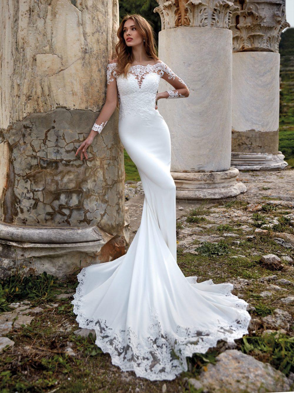 Nicole 2022 abito vestito sposa Vicenza DEKLA