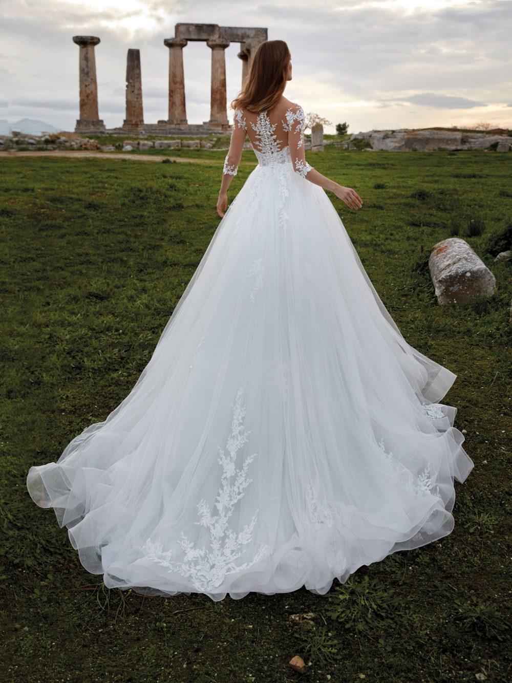 Nicole 2022 abito vestito sposa Vicenza HAPY