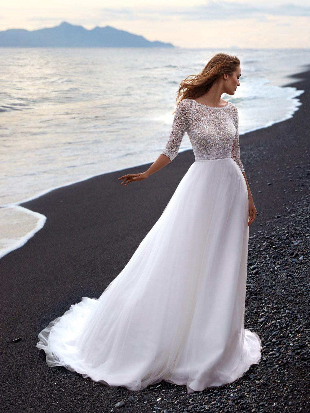 Nicole 2022 abito vestito sposa Vicenza ISIDE